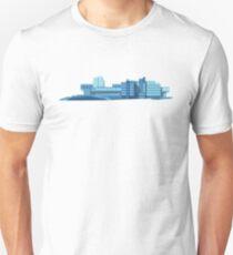 Brutalist Sphinx Unisex T-Shirt