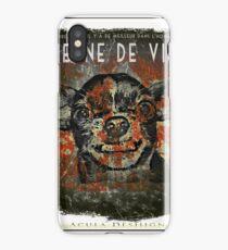 Chienne De Vie iPhone Case/Skin