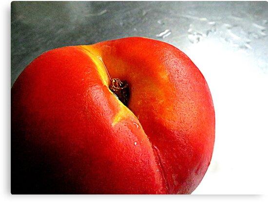 A Peach Of A Peach by Diane Arndt