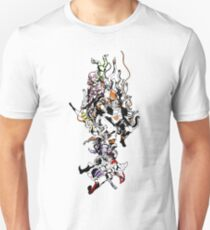No More Heroes: #1~6 Unisex T-Shirt