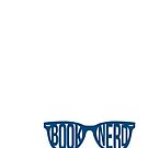 BOOKNERD GLASSES (BLUE) by aimeereads