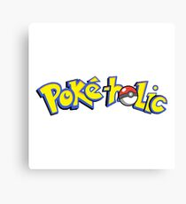 Pokemon Canvas Print