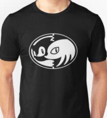 Sonic & Knuckles Monochrome Logo T-Shirt