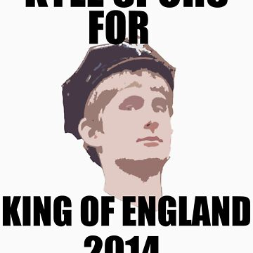 Kyle Spors For King of England by ninjafish1995