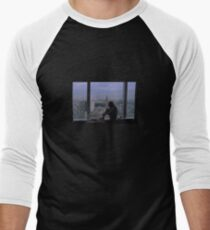 scarlett from lost in translation Men's Baseball ¾ T-Shirt