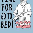 «¡Hora de ir a la cama!» de jarhumor