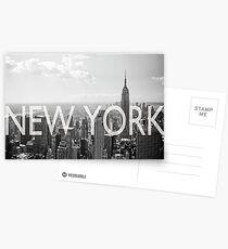 Postales new york