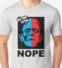 NOMNOM - nope Unisex T-Shirt
