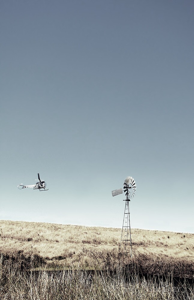 Dustoff downunder - Villenvue, QLD by John Medbury (LAZY J)