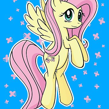 Fluttershy by SkyColours