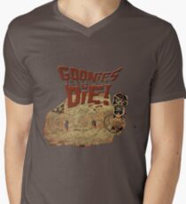 Goonies never say die Men's V-Neck T-Shirt