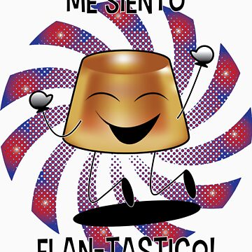 Flan-tastico! by cubcakes