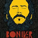 BON IVER by Oliveira37