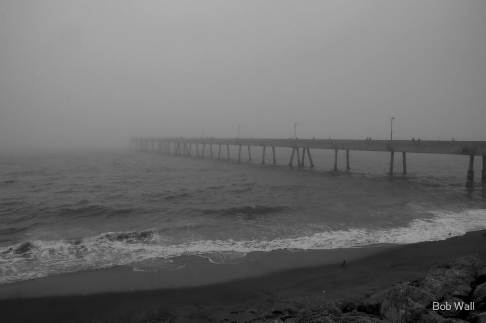 Fog City Pier 2 by Bob Wall