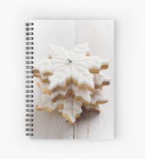 Christmas cookies Spiral Notebook