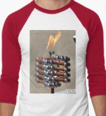 Copper and Chrome Slinki Tiki Torch - FredPereiraStudios.com_Page_17 T-Shirt