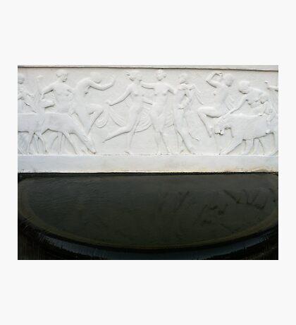 Art Deco 1924 Bas Relief sculpture Photographic Print