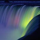 Niagara Falls at Twilight  by printscapes