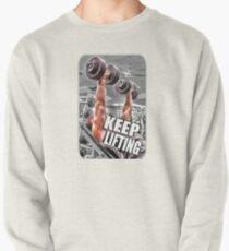 Keep Lifting Pullover