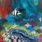 Abbey's Reef I by Rachel Ireland Meyers