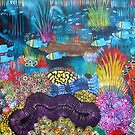 Abbey's Reef II by Rachel Ireland Meyers