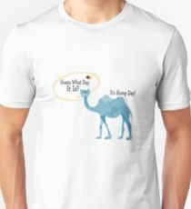 Guess What Day It Is? It's Hump Day T-Shirt