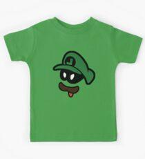 Mr. L  (Evil Luigi) Kids Tee