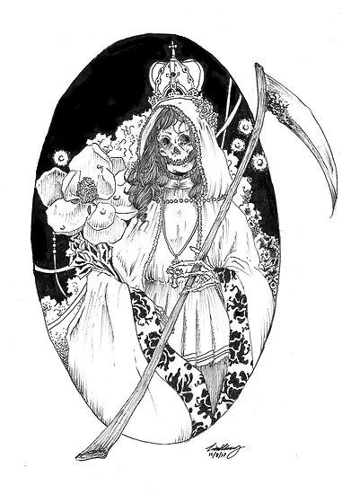 Bella Muerte by Lisa Wong