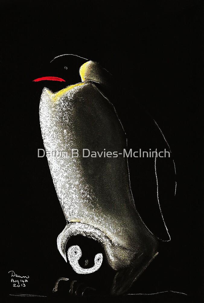Penguin Dad by Dawn B Davies-McIninch