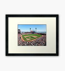 AT&T Park - San Francisco Framed Print