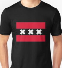 Flag of Amsterdam T-Shirt