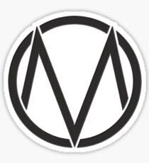 The Maine (logo) Sticker