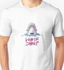 Lookin' Sharp (Ver. Two) Unisex T-Shirt