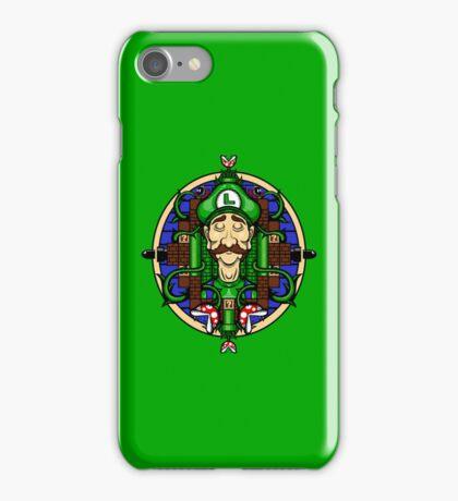 Luigi's Lament iPhone Case/Skin