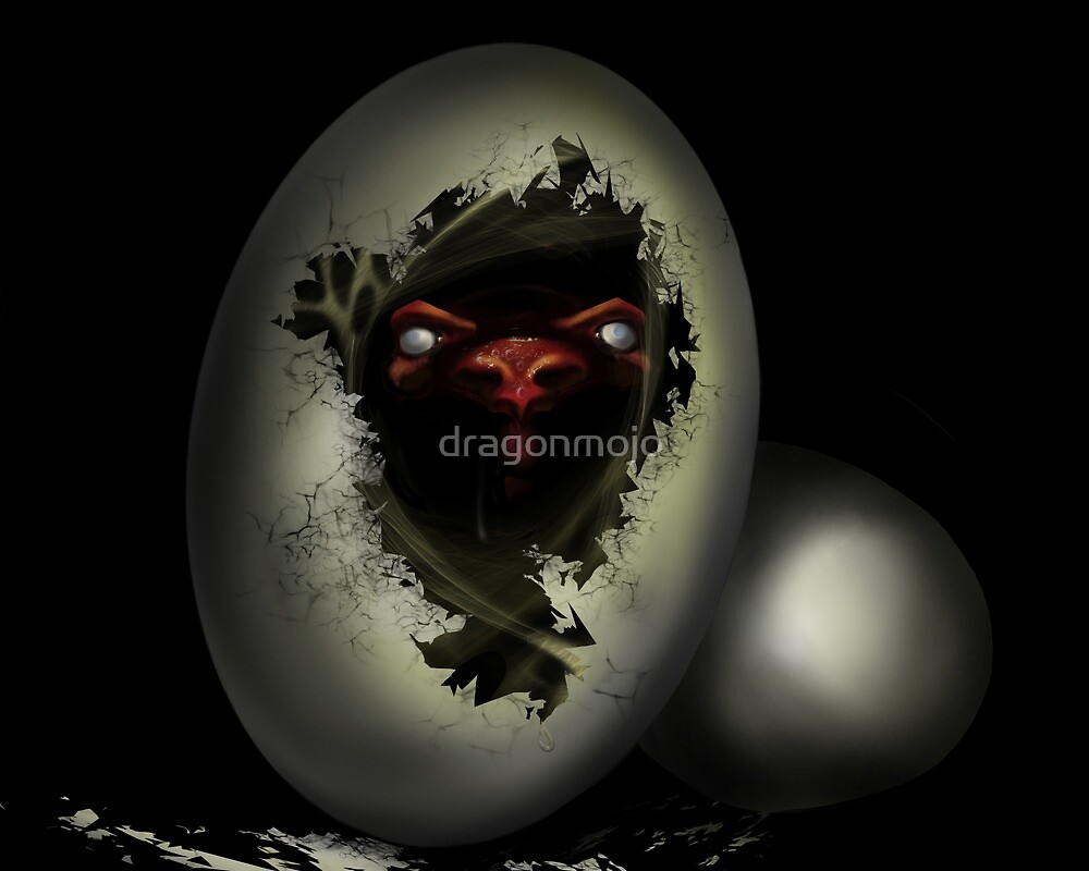 Born Angry by dragonmojo