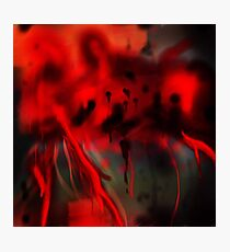 Anxiety  Photographic Print