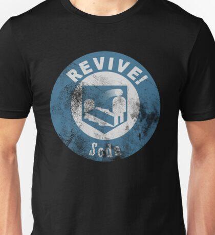 Quick Revive - Zombies Perk Emblem Unisex T-Shirt