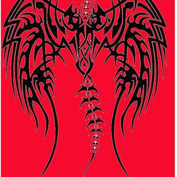Dragon by mfancher