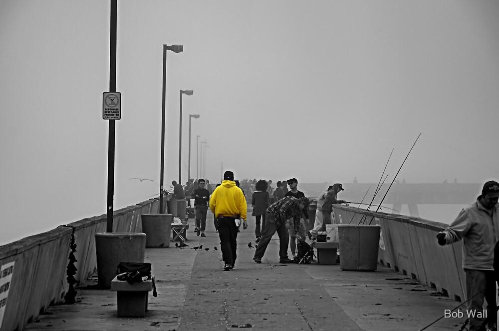 Pier Walker by Bob Wall