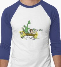 River Friends Men's Baseball ¾ T-Shirt