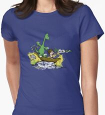 River Friends Women's Fitted T-Shirt