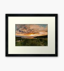 Crantock Beach Framed Print