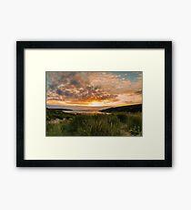Crantock Beach Framed Print