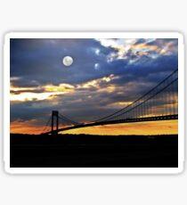 Verrazano Bridge Sticker