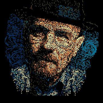 Heisenberg Van Gogh by ressamac