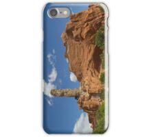 Kodachrome Basin State Park iPhone Case/Skin