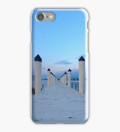 Blue Sky Dock iPhone Case/Skin