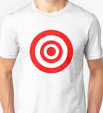 Bullseye Target Unisex T-Shirt