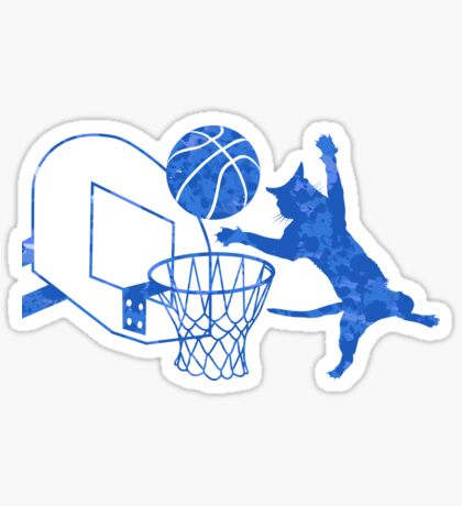 Slam Puss Sticker