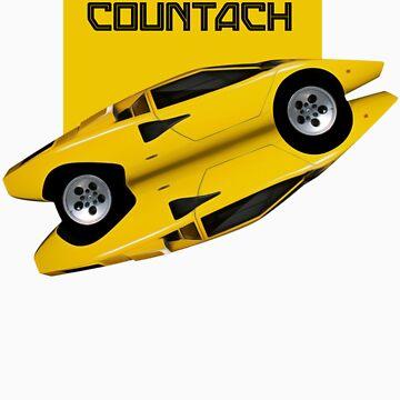 Countach by samirs
